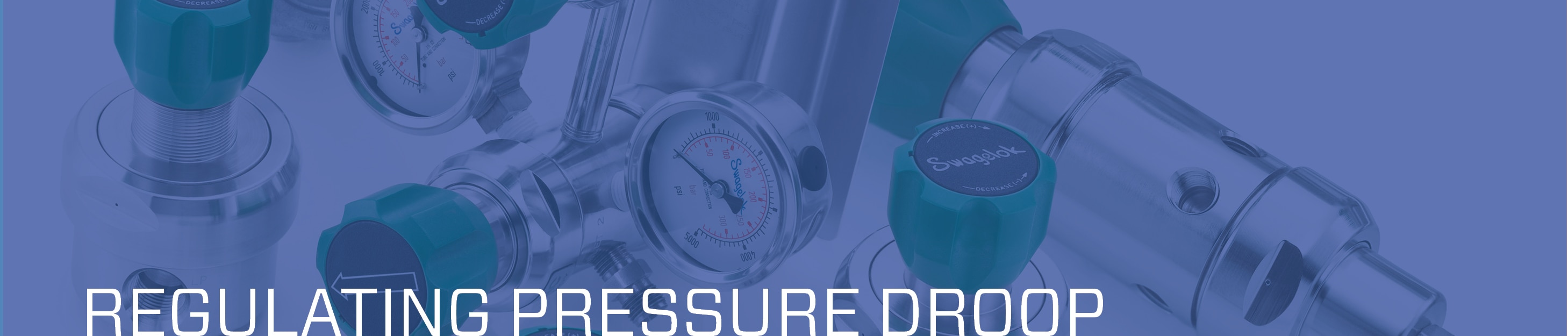 Regulating Pressure Droop