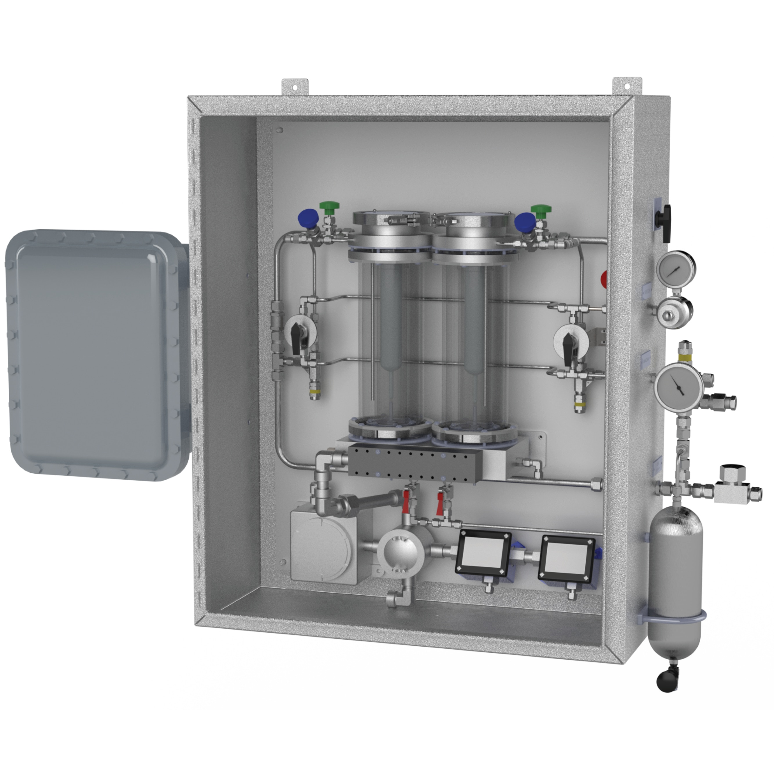 Ammonia Sampling Systems