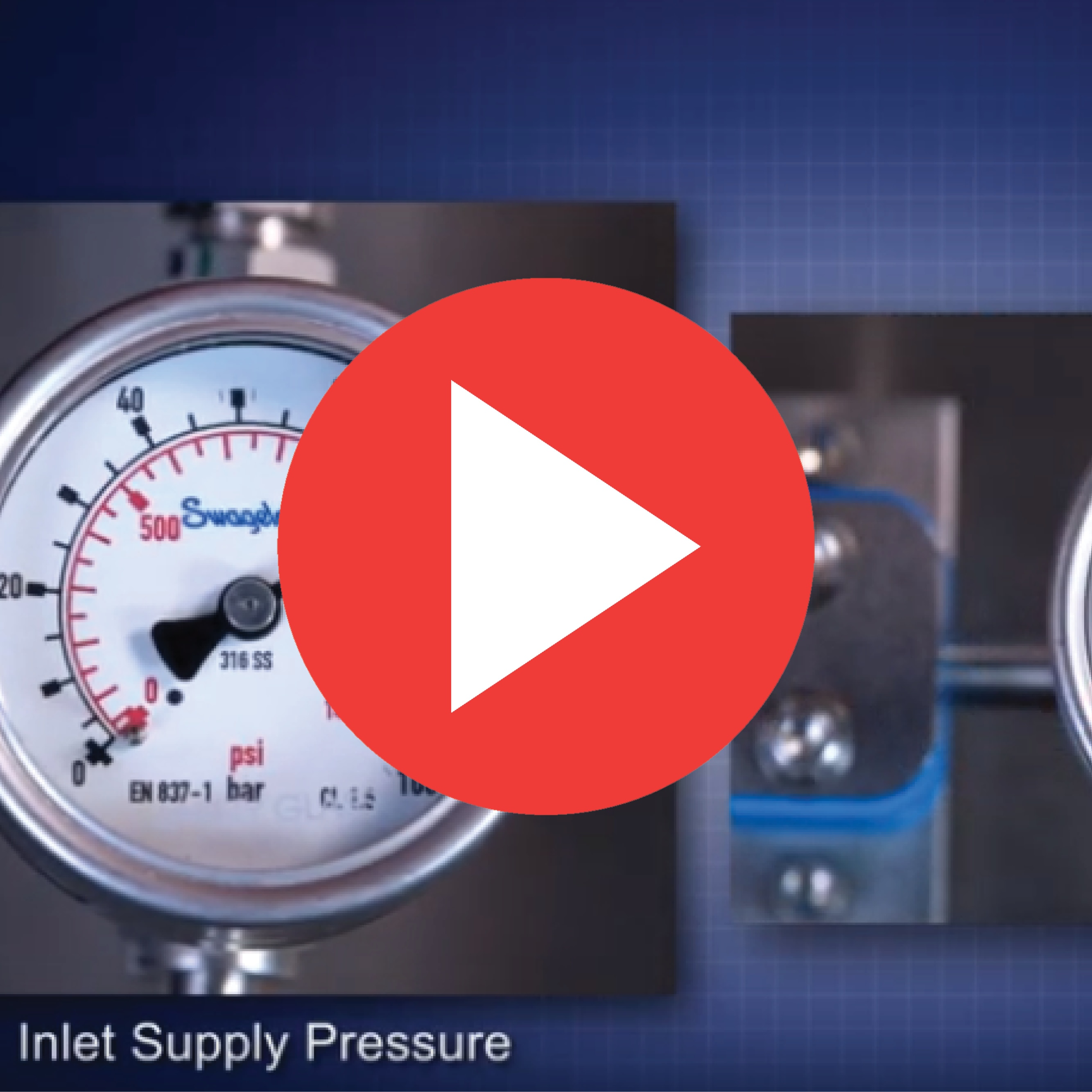 Supply Pressure Effect